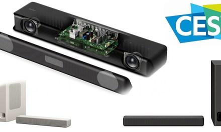Zwei kompakte Soundbars von Sony peppen sämtliche Audio-Signale auf