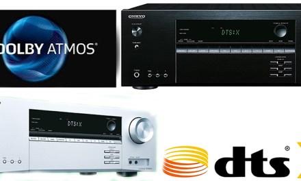 Will Onkyo mit neuen Dolby-Atmos Receivern auch Musik-Fans becircen?