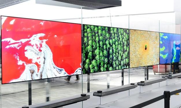 Das LG Paradoxon: sinkende Preise für hochwertige OLED-Champions