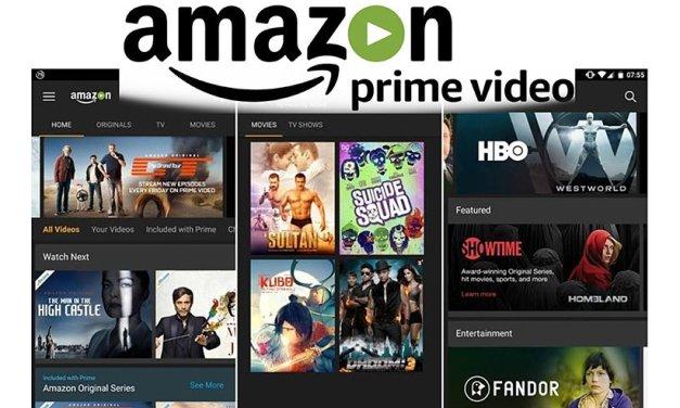 """Amazon """"pimpt"""" Video-Angebot mit zusätzlichen Bezahlkanälen"""