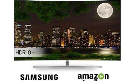 Samsung und Amazon Video verwöhnen die Kundschaft mit HDR10+