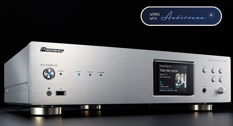 "Pioneer & Onkyo locken High-End-Gourmets mit ""Audirvana Plus"""