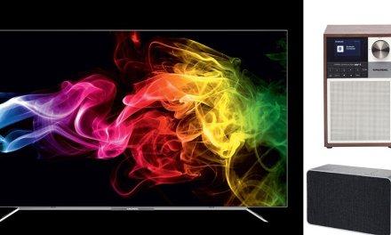Auch Grundig setzt auf OLED-Panels und Wallpaper-TVs