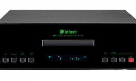 McIntosh SACD/CD-Player holt alles aus den silbernen Scheiben