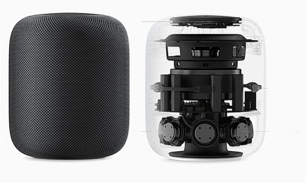 HomePod von Apple präsentiert sich als waschechter Home-Boy