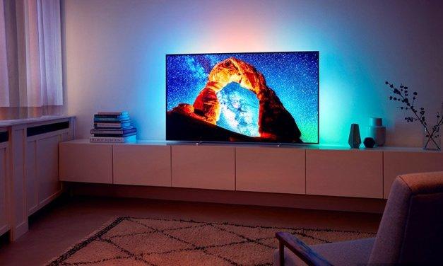Neueste OLED-TVs von Philips laufen demnächst vom Stapel