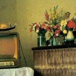 Im Schlafzimmer verwischen die Grenzen von Design und Gemütlichkeit