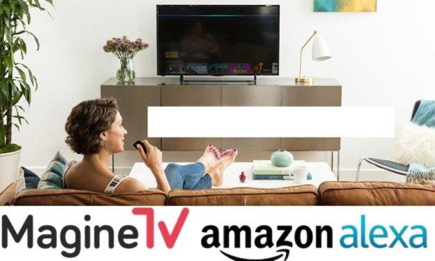 """Magine TV hilft Alexa auf die Sprünge: """"Kein kurzfristiger Trend"""""""