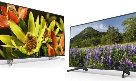 Neue 4K-Fernseher von Sony: gut ausgestattet, groß und günstig
