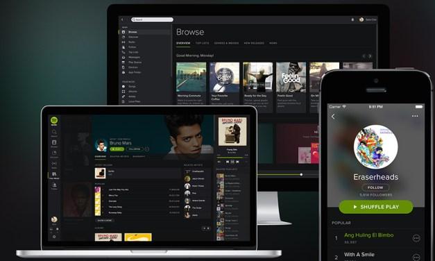 Spotify verwöhnt auch Nutzer, die keine Abo-Gebühren zahlen wollen