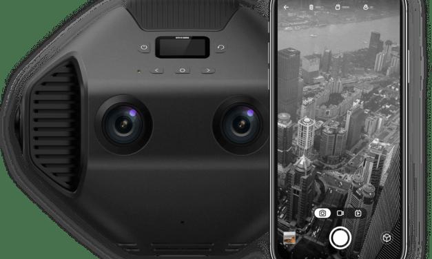 Detu MAX 3D: Neue 8K-Kamera mit 360°-Funktion