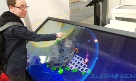 Alvaro GIANT – 84-Zoll MultiTouchScreen mit 4K-Auflösung [Video]