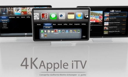 Apple 4k-Fernseher mit 55 und 65 Zoll für 2014 geplant