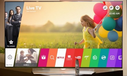 CES 2016: LG kündigt webOS 3.0 Smart TV Plattform an