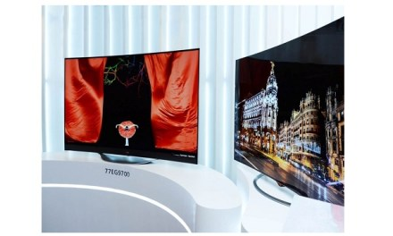 Ultra HD Curved TVs sollen sich 2015 knapp 3 Millionen Mal verkaufen