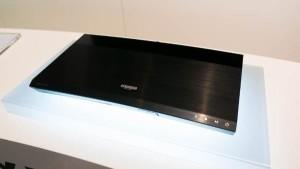 Samsung zeigt weltweit ersten Ultra HD Blu-ray Player