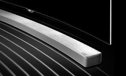 """LG HS8 (LAC950M) Test – Curved Soundbar im """"Ears-On"""""""