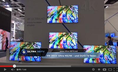 Haier UHD OLED TVs Video