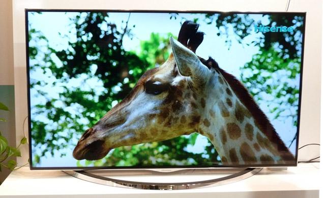 Hisense 50 Zoll UHD TV