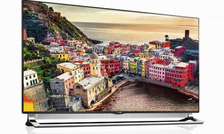 LG Ultra HD-TVs: Kostenloses Tablet & Festplatte mit 4K-Inhalten beim Kauf