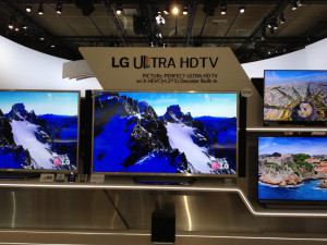 LG Ultra HDTV 84-Zoll