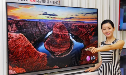 LG präsentiert neue 4K Geräte: LG55LA9700 und 65LA9700