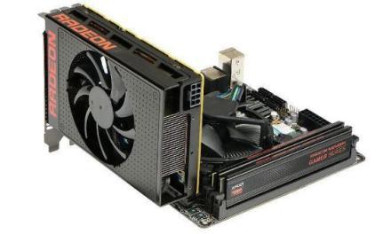 AMD Radeon R9 Nano: Starke 4K-Grafikkarte im Mini-Format