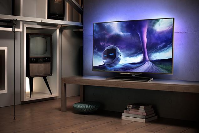 Philips Ultra HD TV 2014