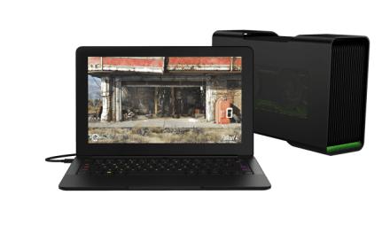 Razer Blade Stealth: 4K-Gaming-Laptop zur CES 2016 vorgestellt