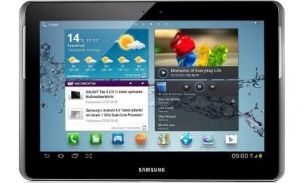 Samsung 4K Galaxy Tab mit Snapdragon 810 SoC in Planung?