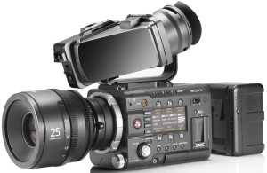Sony F55 Ultra HD Kamera