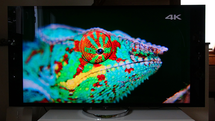 Der Sony KD-65X9005A 4K-TV im Test