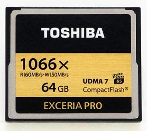 Toshiba CF Karte