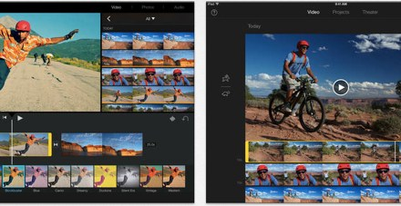 iMovie Update bringt 4K-Unterstützung für iPad Air 2
