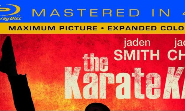 "The Karate Kid – ""Mastered in 4K"" Blu-Ray"