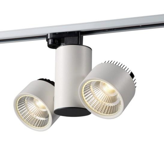 LSP121 24 WATT LED track light fitting
