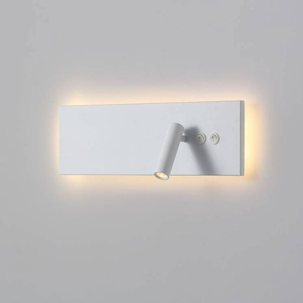 LWA334A-WT surface mounted bedroom LED reading light fitting