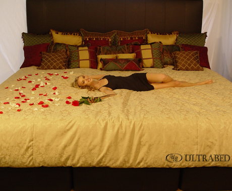 UltraBed High End Oversized Luxury And Custom Beds