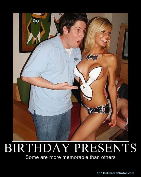 Sexy b'day  greetings