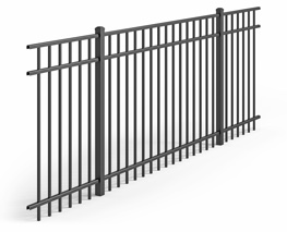 aluminum fence from UltraFence