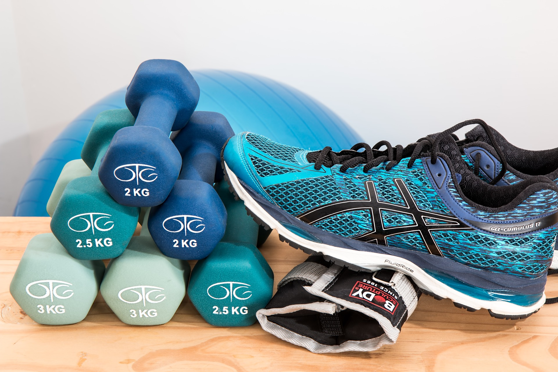 Keeping Your Fitness-Related New Year's Resolutions Throughout the Year By Paige Johnson