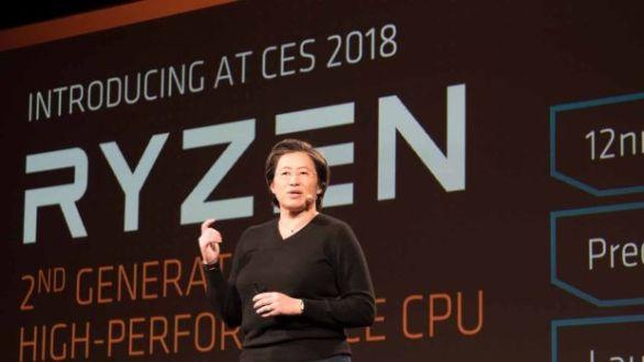 AMD New RoadMap Of New Ryzen CPUs and Vega GPUs - credit by AMD
