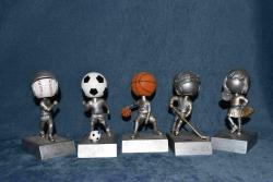 sports special trophies