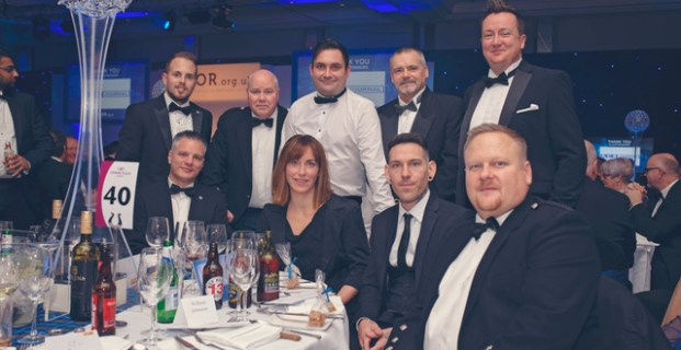 Ultra attends IOR Annual Dinner in Scotland