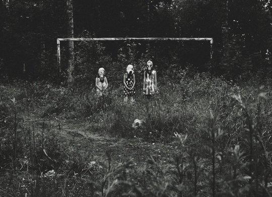 Abandoned Stadium Avanhard Stadium Pripyat