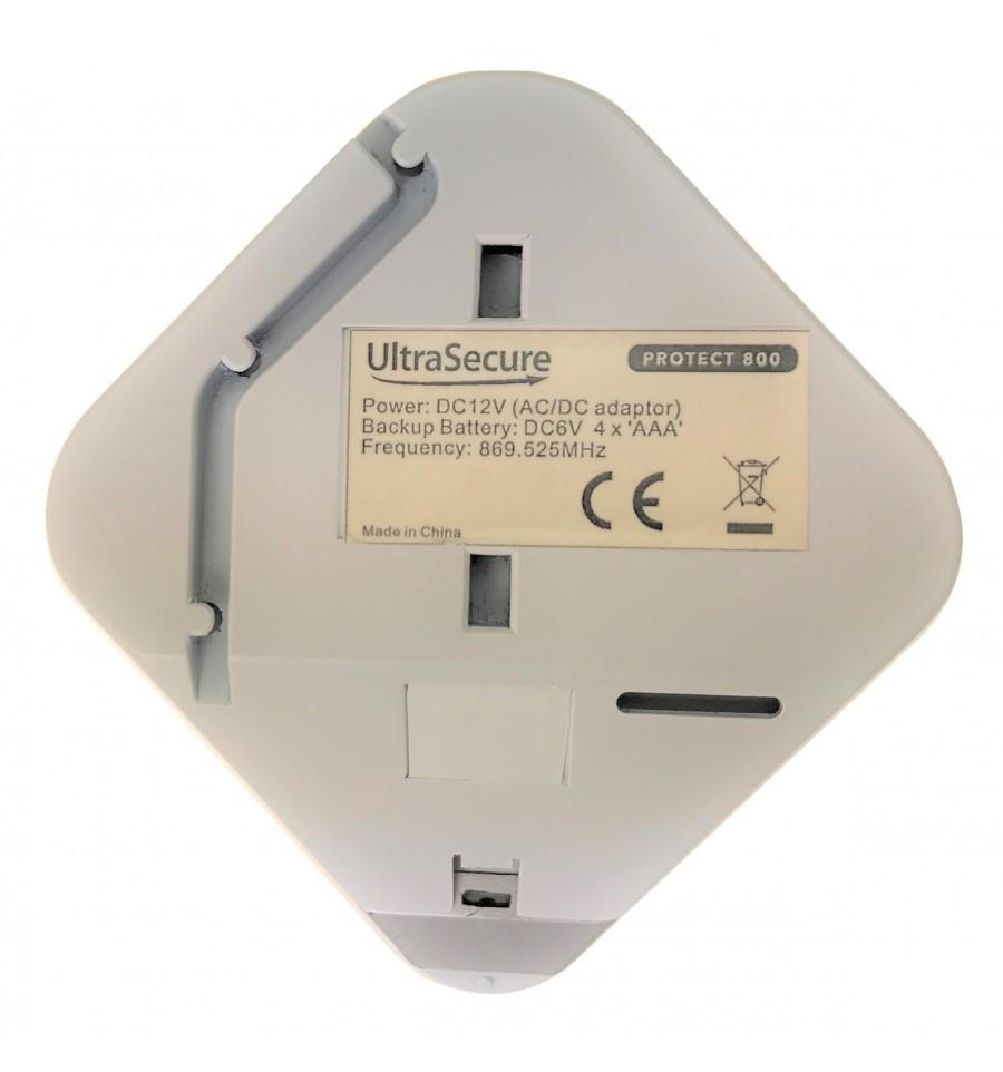 Alarms Driveway Wireless Range Long