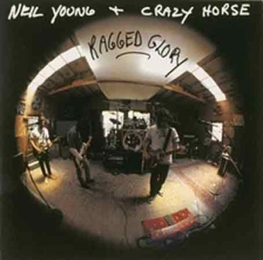 NEIL YOUNG & CRAZY HORSE - Ragged Glory