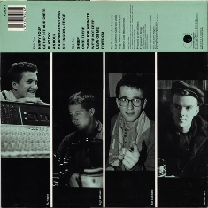 THE HOUSEMARTINS - London 0 Hull 4 (contraportada)