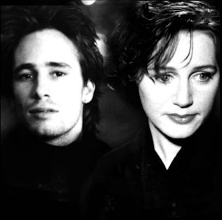 Jeff Buckley con Elizabeth Fraser