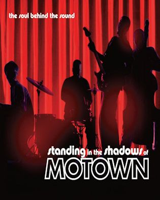 STANDING ON THE SHADOWS OF MOTOWN cartel